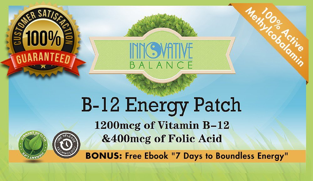 Vitamin b12 patch reviews
