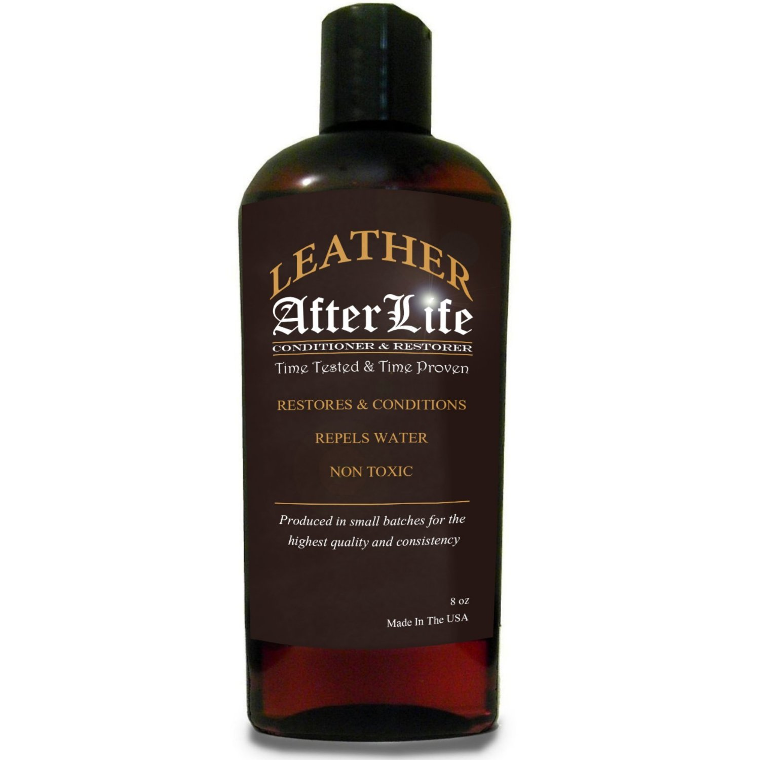 Conditioner For Leather Sofa: Product Review: Leather Afterlife Leather Conditioner